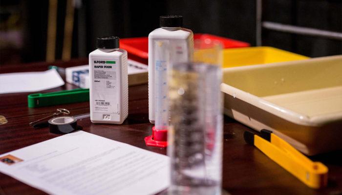 Atelier stenope materiel