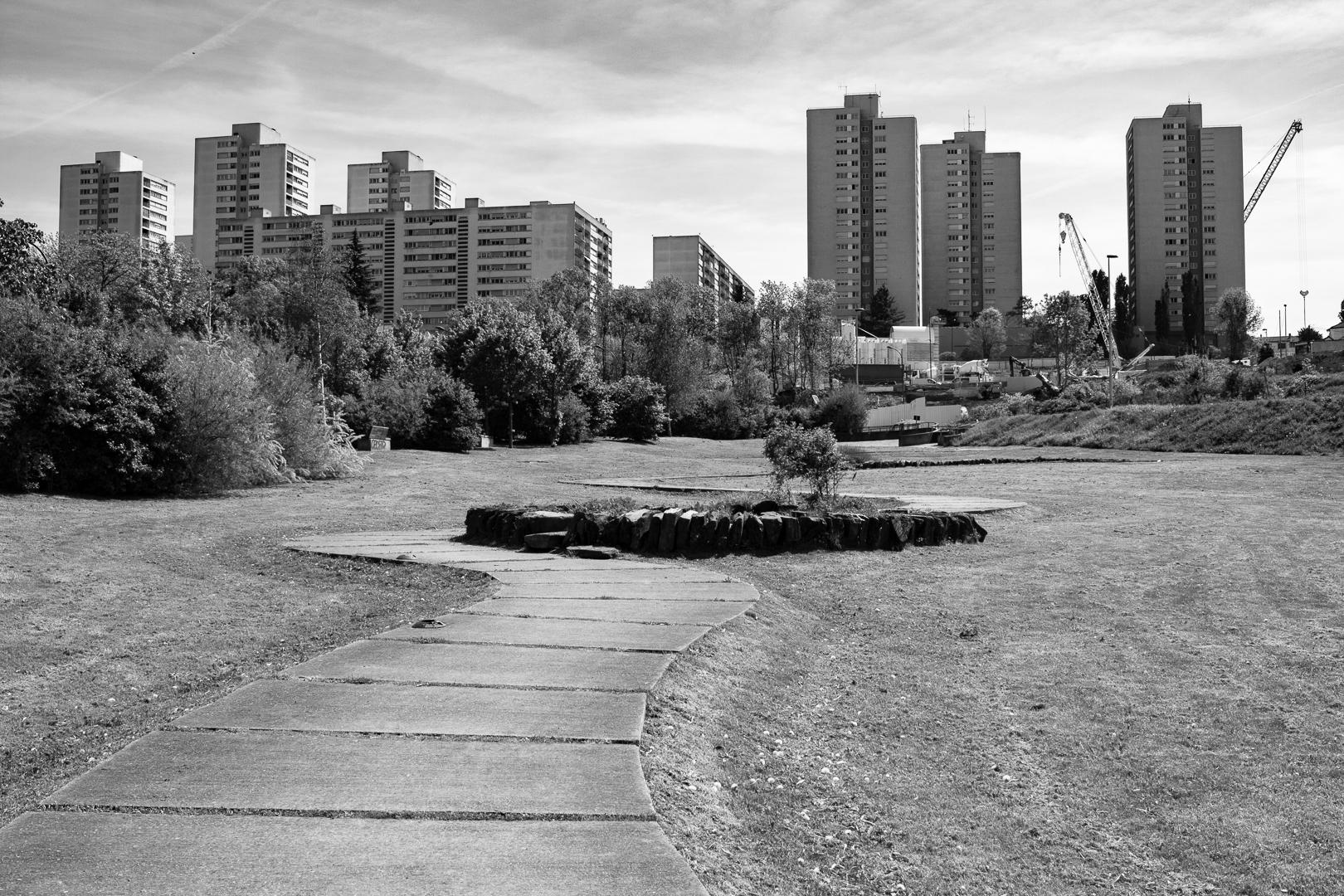 Premières séances shooting urbain